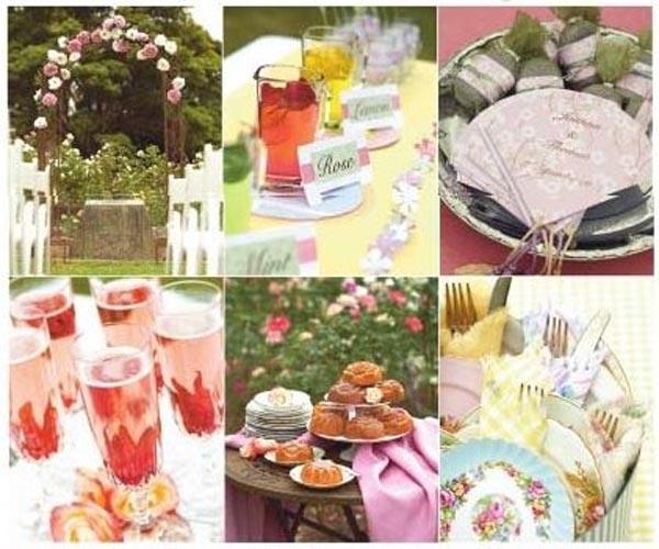 Primadonnabride Garden Wedding