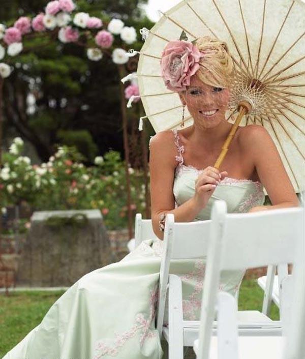 Primadonnabride. Garden Wedding