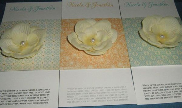 Wedding invitations - primadonnabride