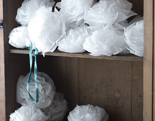 tissue paper flowers instructions. tissue paper flowers how to