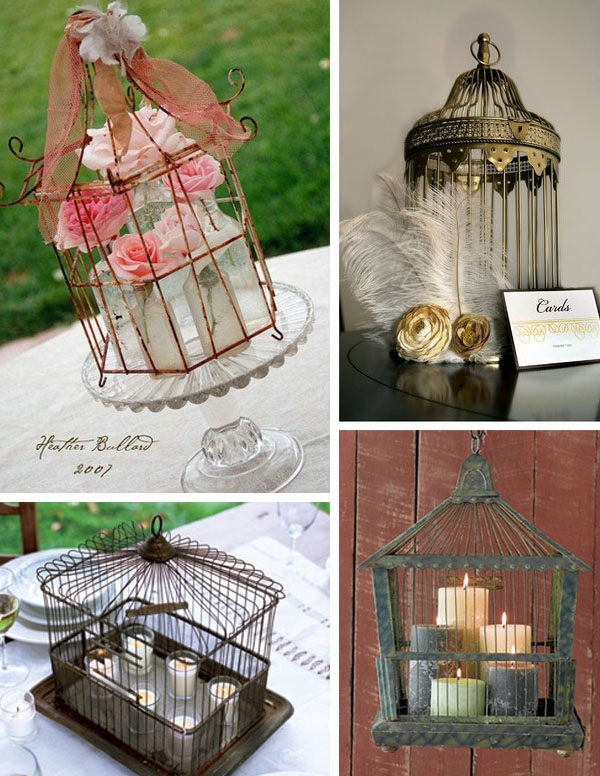 Vintage decor ideas primadonna bride for Antique decoration