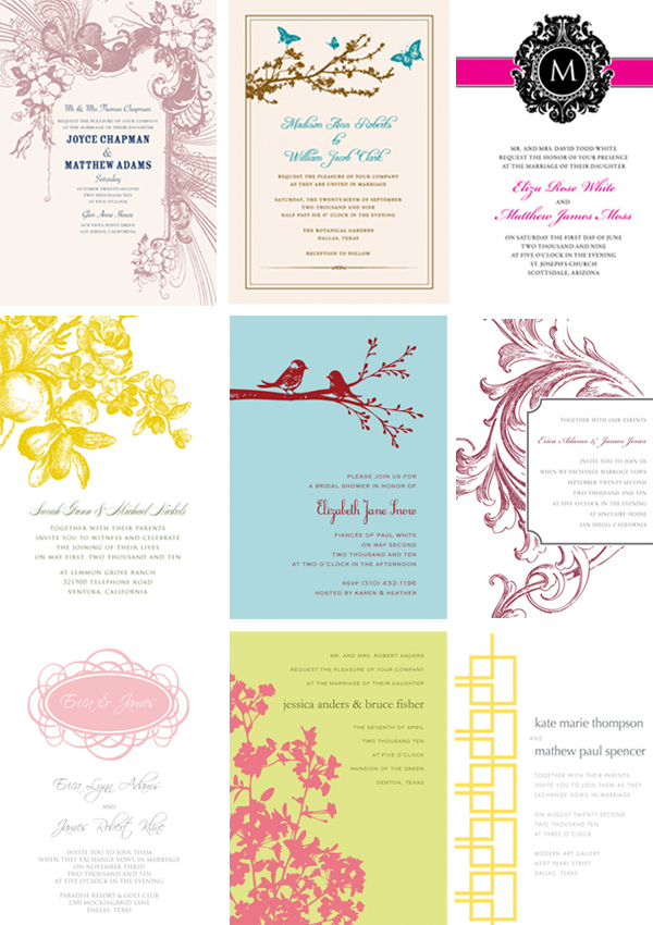 download and print wedding invitations primadonna bride