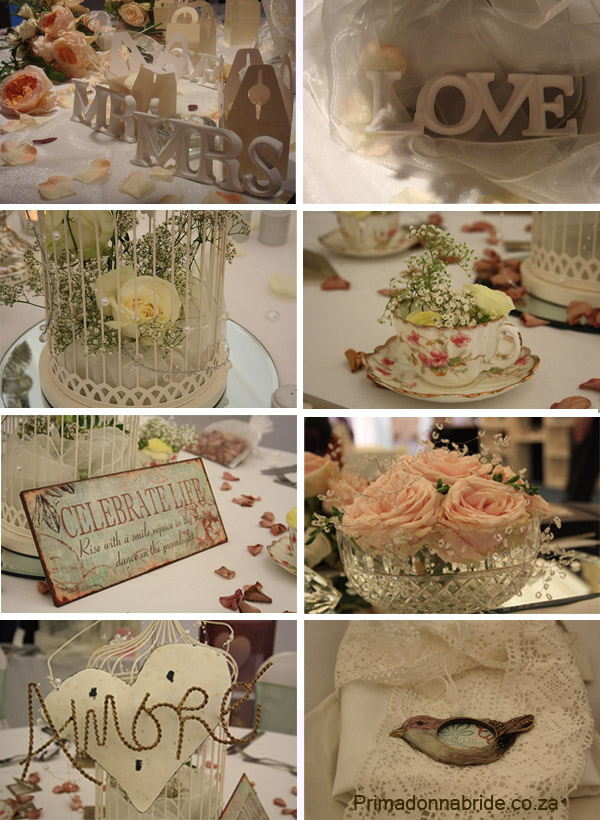 Wedding birdcage ideas primadonna bride for Vintage theme ideas