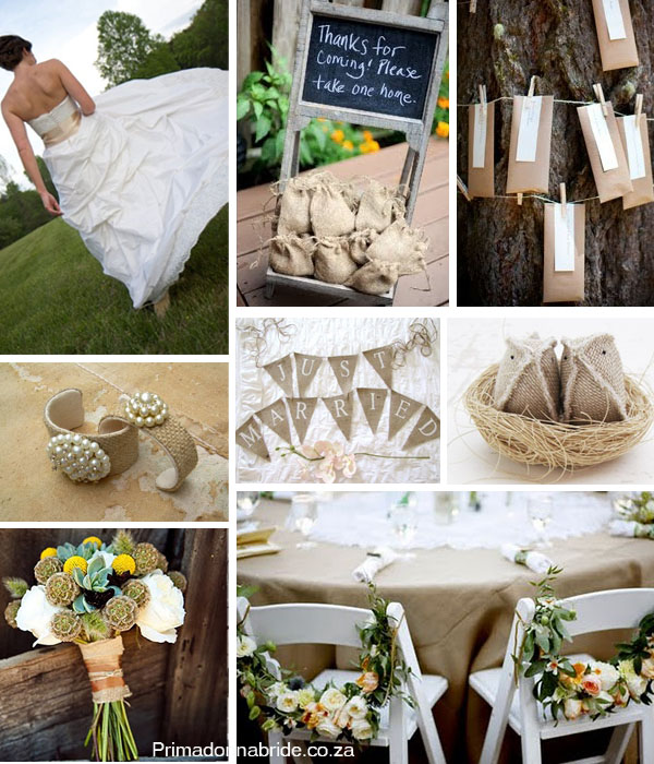 Hessian wedding details Author Carol Tagged Under burlap decor