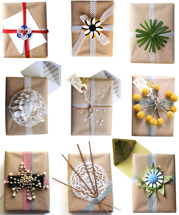 Gift wrapping ideas - Primadonna Bride