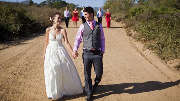 Ben - Amy - Real Wedding