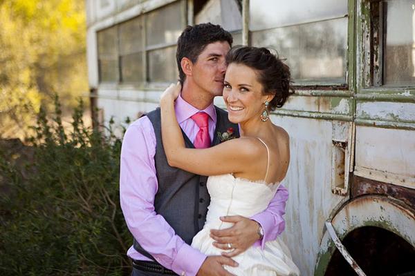 Ben and Amy - wedding