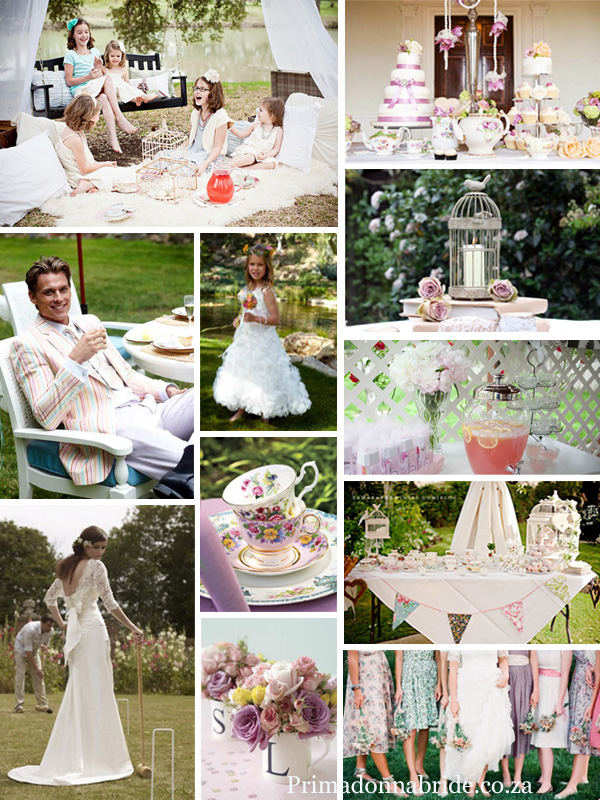 English Tea Party Dresses