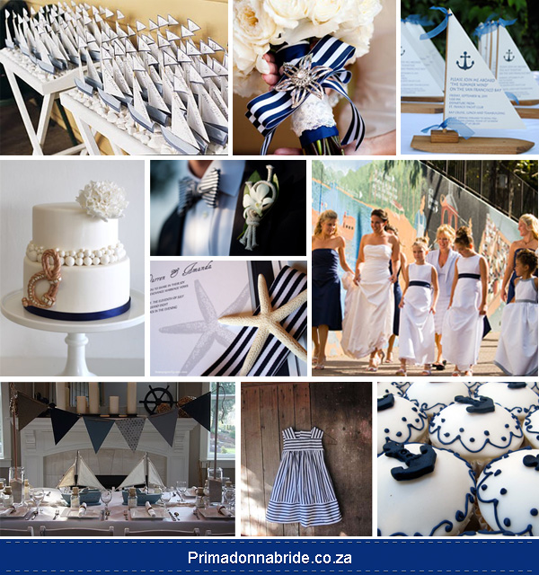 Wedding Themes Nautical