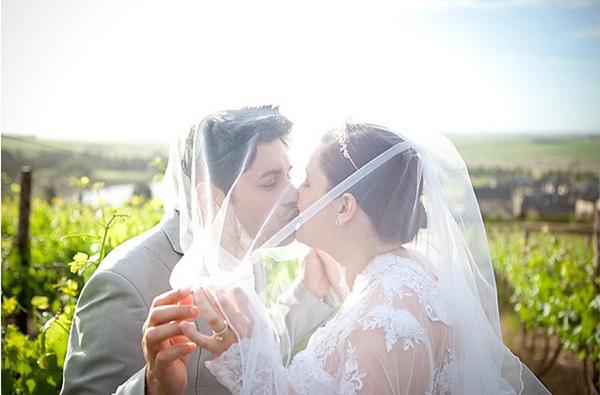 Vanessa and Malik wedding