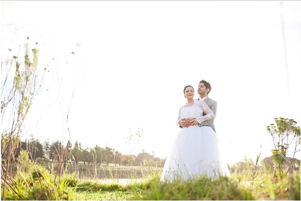 Vanessa and Malik - wedding