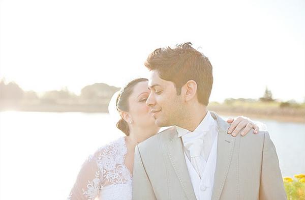Vanessa and Malik's wedding