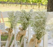 Country-wedding theme