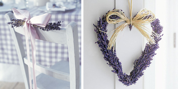 Lavender herb wedding ideas 2