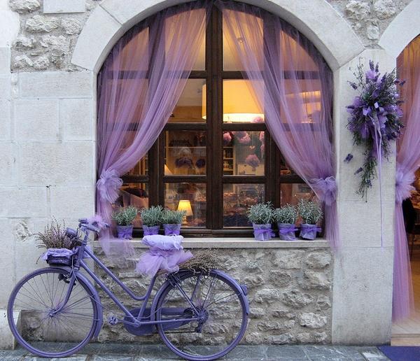 Lavender herb wedding ideas