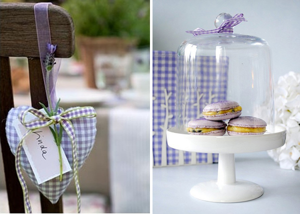 Lavender- herb- wedding ideas