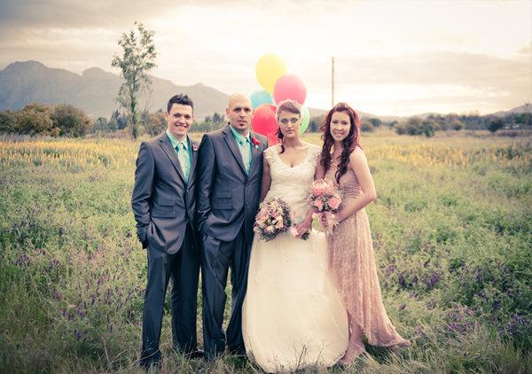 013 -  Real wedding Natasha and Arno